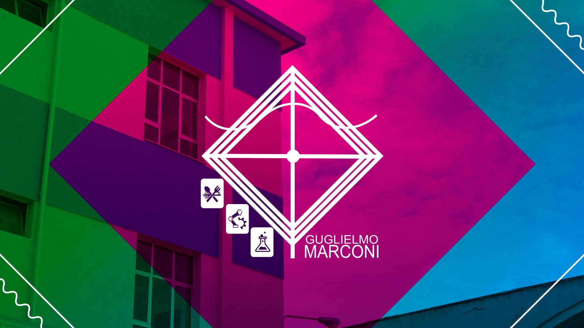 istituto Marconi vittoria - social